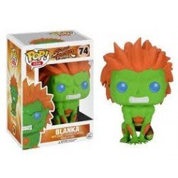 FUNKO  POP GAMES STREET FIGHTER BLANKA