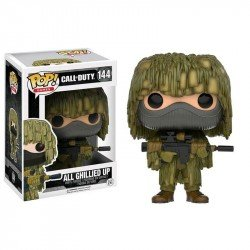 POP GAMES CALL OF DUTY GHILLIE SUIT