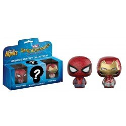 PINT SIZE HEROES SPIDERMAN  3PK  PSH 1