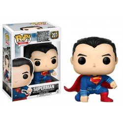 POP MOVIES DC JL SUPERMAN