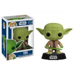 FUNKO  POP STAR WARS YODA