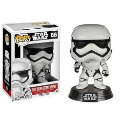 FUNKO  POP STAR WARS EP7 FIRST ORDER STORMTROOPER