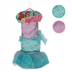Disfraz Infantil Ariel Talla 4