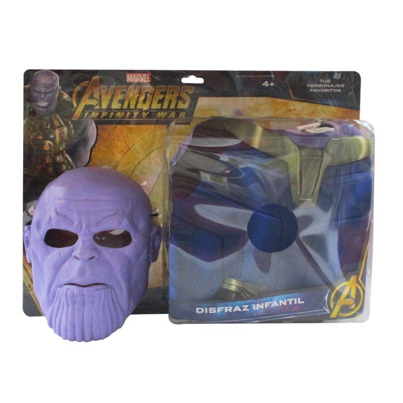 Disfraz Infantil Thanos