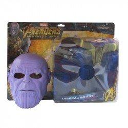 Disfraz Infantil Thanos Talla 6