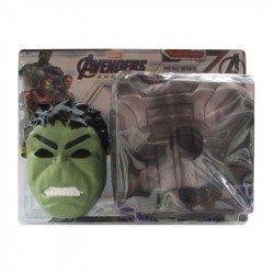 Disfraz Infantil Hulk Talla 4