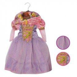 Disfraz Infantil Rapunzel Talla 8