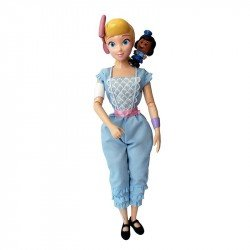 Figura Pastorcita Betty Con Su Amiga Giggle Mcdimples Animatronic