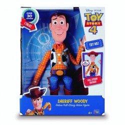 Figura Sheriff Woody De Lujo