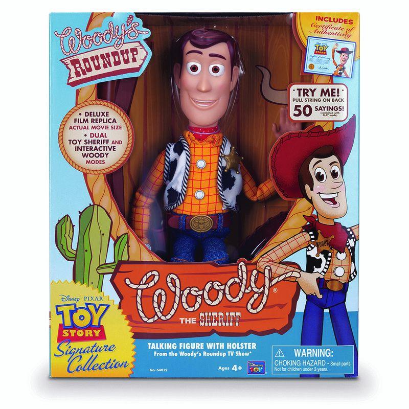 Figura Sheriff Woody De Colección