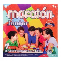 Juego de Mesa Maraton Junior Edicion Mini