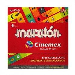 Juego de Mesa Maratón Cinemex