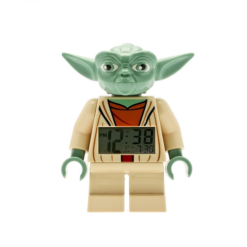 LEGO STAR WARS YODA RELOJ DESPERTADOR