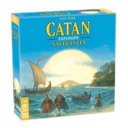 Expansion Catan Navegantes