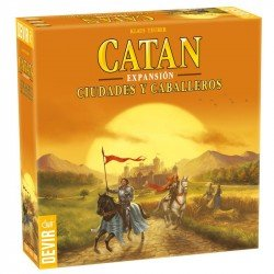 Expansion Catan Ciudades Y Caballeros