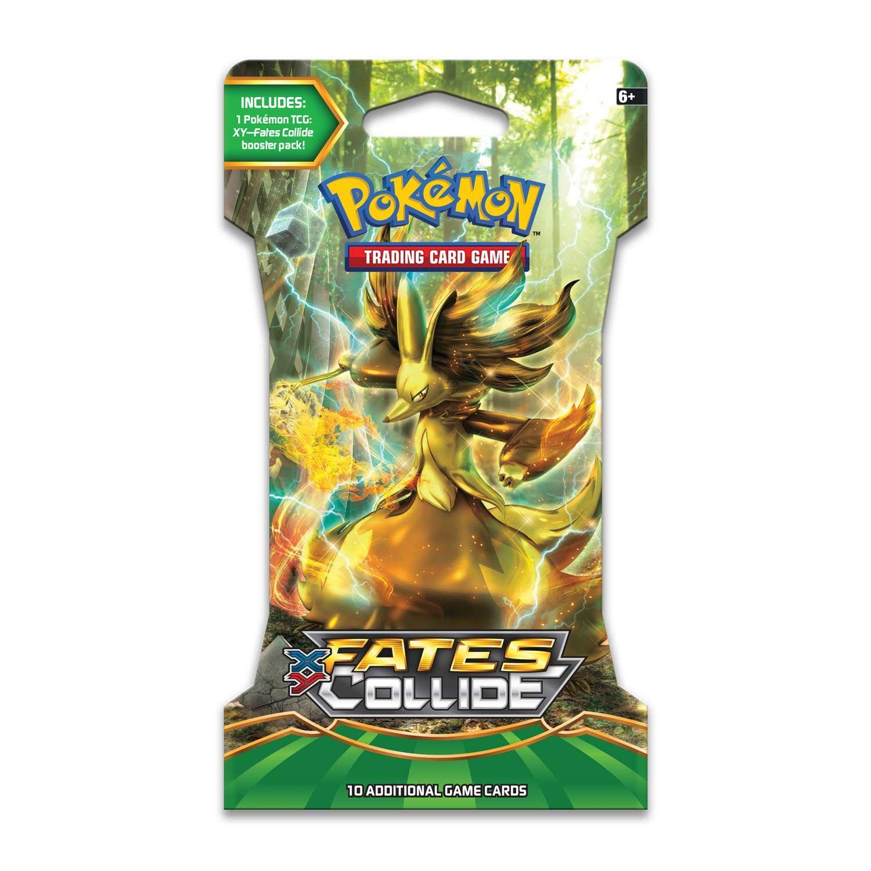 Juego de Cartas Pokemon Fates Collide
