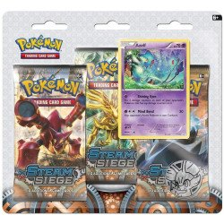 Pokemon XY Steam Siege 3-Pack Blister