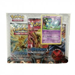 Pokemon XY Steam Siege 3-Pack Blister Azelf 3