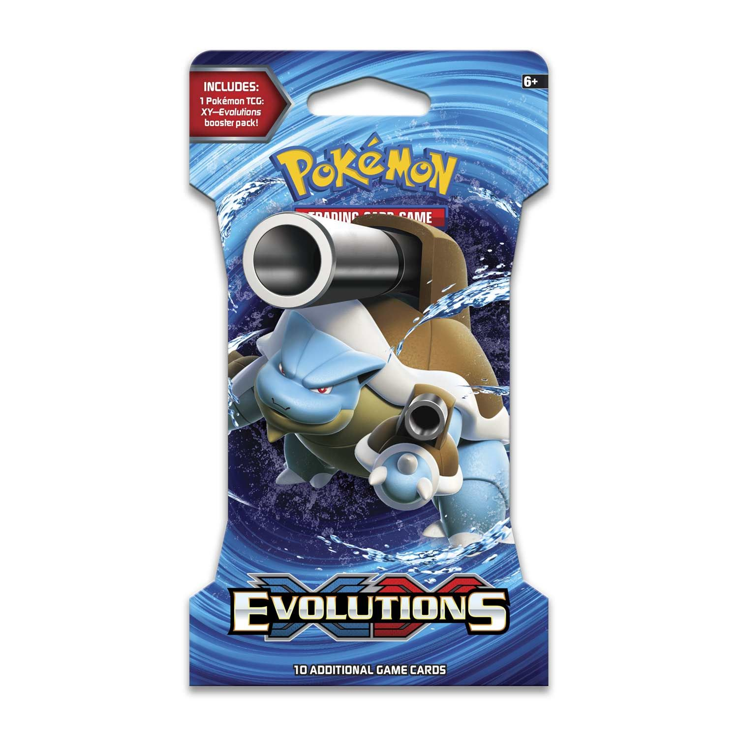 SLEEVED BOOSTER XY EVOLUTION PTC XY EVOLUTION