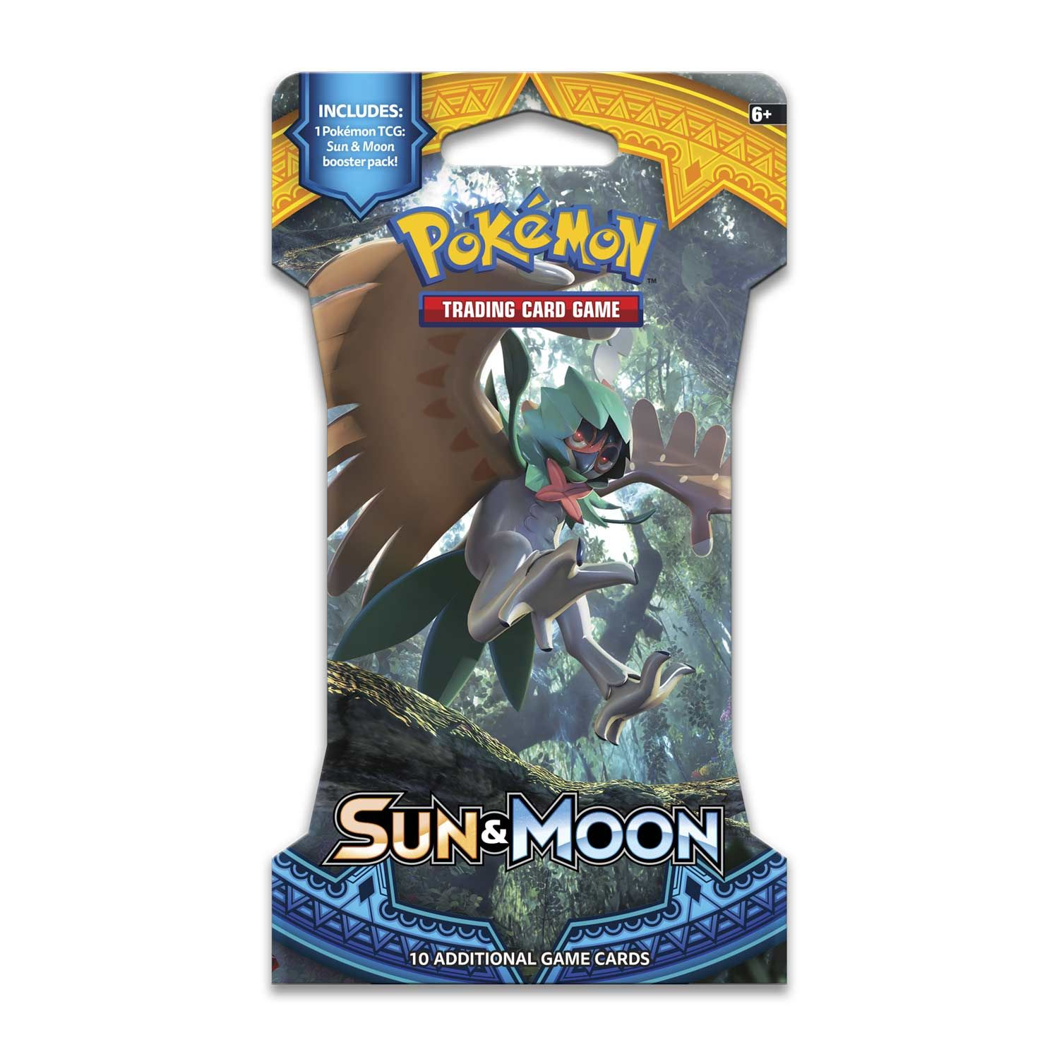 SLEEVED BOOSTER SUN AND MOON 1