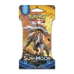 Juego de Cartas Pokemon Sun and Moon