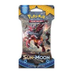 Juego de Cartas Pokemon Sun and Moon