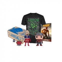 FUNKO BOX COLLECTORS DC COMICS TV ORIGINAL