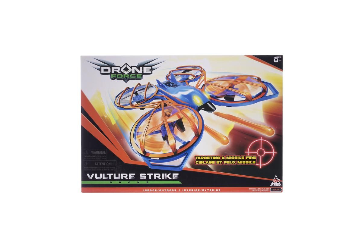 Drone Force Vulture Strike