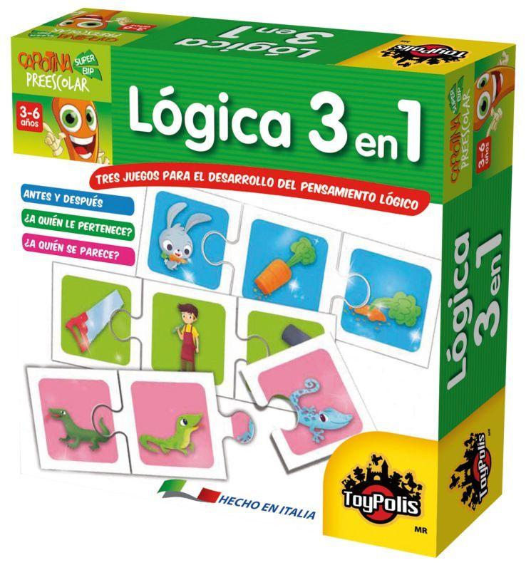 LOGICA 3 EN 1