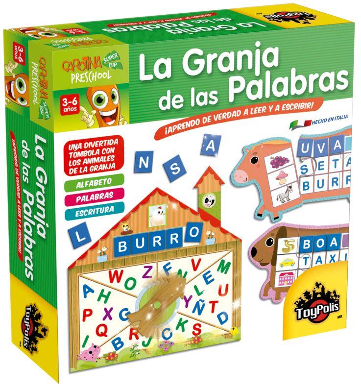 LA GRANJA DE LAS PALABRAS