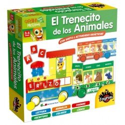 EL TRENECITO DE LOS ANIMALES