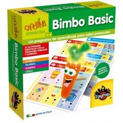 BOLIGRAFO ELECTRONICO PARLANTE BIMBO BASIC