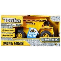 Tonka Mega Minis Construcción Dump Truck