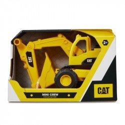 "Cat Tough Tracks Mini Worker 7"" Excavadora de trabajo"