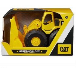 "Vehículo Cat Tough Tracks Construction Crew 10"" Wheel Loader"