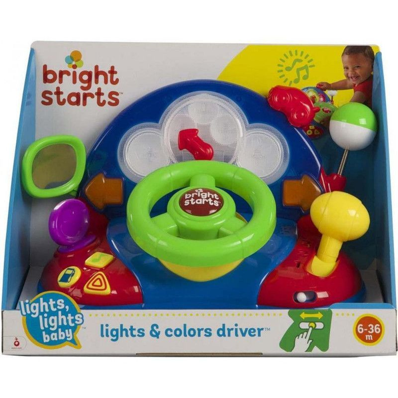 Bright Starts Conductor Lights & Color