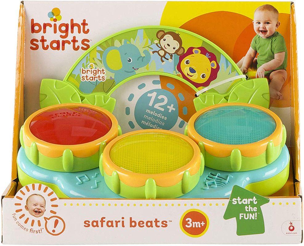 Juguete Interactivo Bright Starts Safari Beats