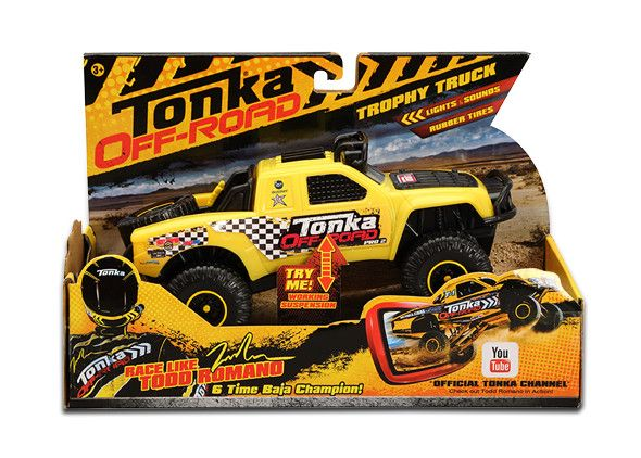 5146 TONKA OFF ROAD BUGGY CLASE 1 NEGRO