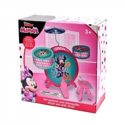 BATERIA MUSICAL MINNIE