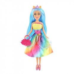 Importación 10206 Sparkle Girlz Unicorn & Rainbow W/ Acc; 4 Asst