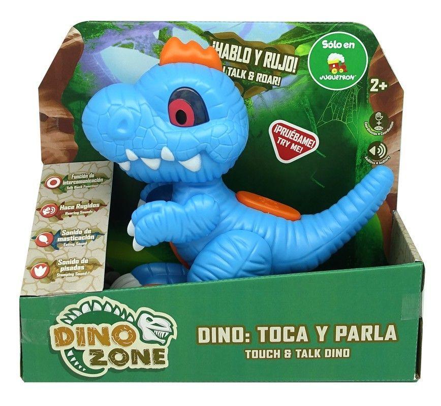 Dino Zone Dino: Toca y Parla Juguetron