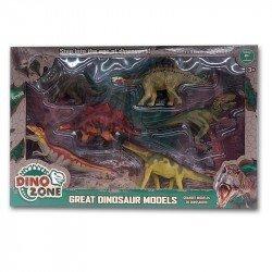 Set Grande de Dinosaurios