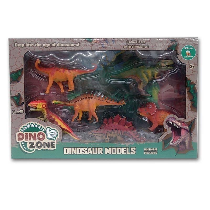 Set Mediano de Dinosaurios