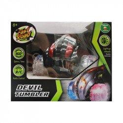 Fast Road Vehiculo Radio Control Devil Tumbler Negro