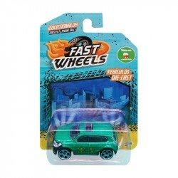 Fast Wheels Coche Basico Camioneta Medica Verde