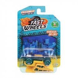 Fast Wheels Coche Basico