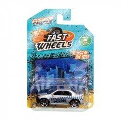 Fast Wheels Coche Basico Police