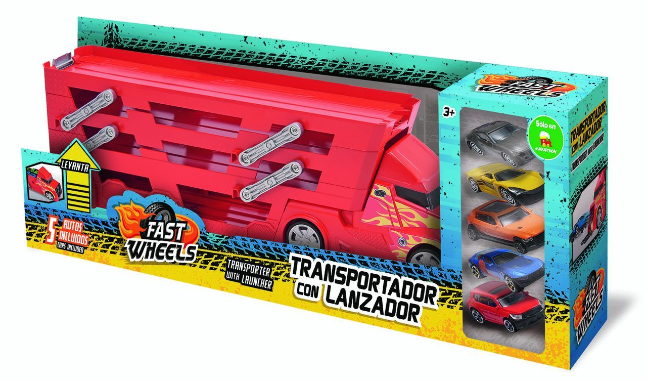 Importación 10606 Lanzador Transportador