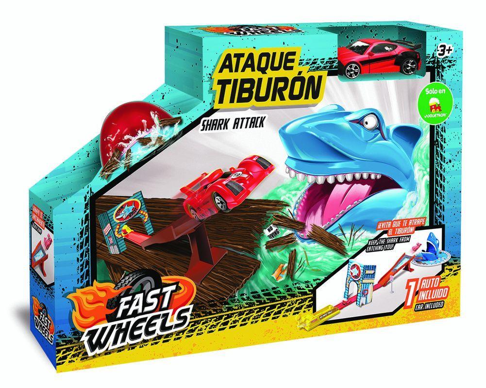 Importación 10609 Ataque Tiburón
