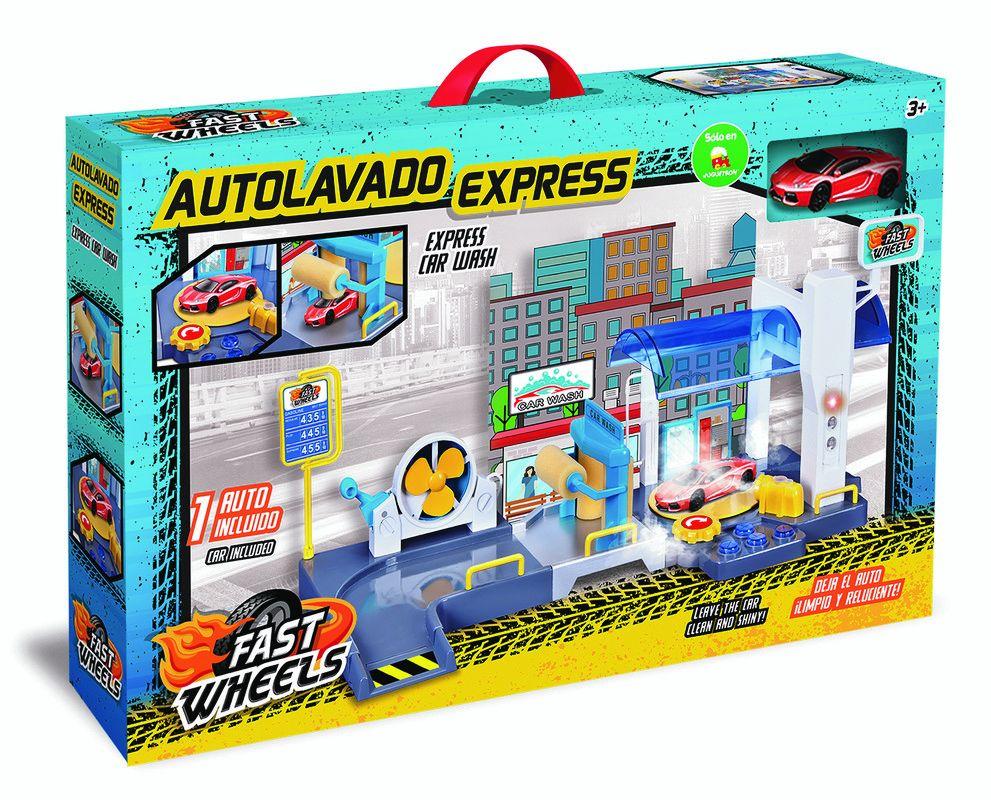 Fast Wheels Autolavado Express